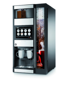 N&W - Coffee Vending Machine - Witekio