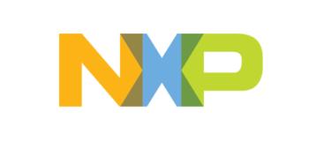 NXP listing logo