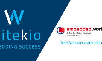 Witekio | Meet Witekio with Qt at Embedded World 2017