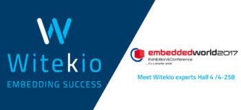 Witekio   Meet Witekio with Qt at Embedded World 2017
