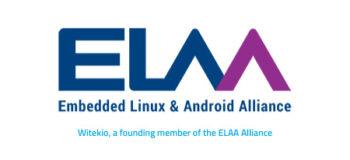 Witekio   Founding members of the ELAA Alliance