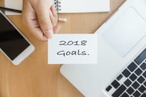 2018 job goals