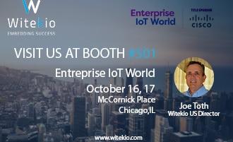 Witekio IoT Smart CIty - Enterprise IoT World