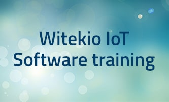 Witekio IoT software training