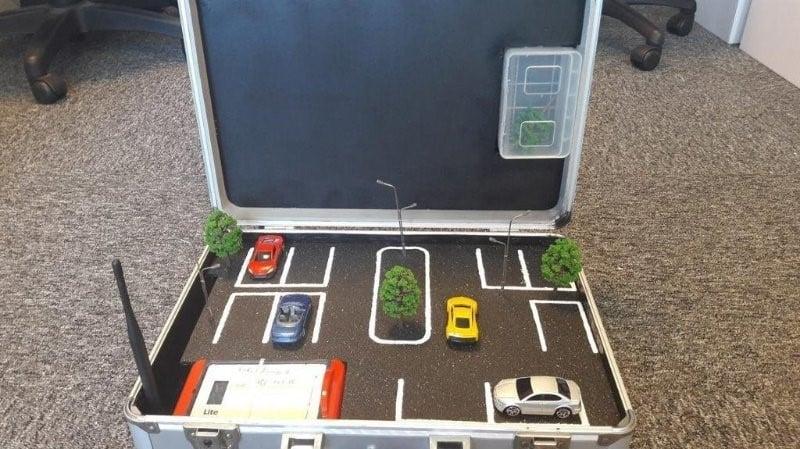 Smart City demonstration Box