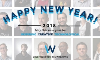 Witekio 2018 Greetings