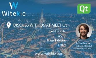 Meet Qt IoT Paris 2018