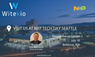 NXP Tech Day Seattle 2018 - IoT software