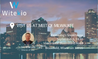 Witekio - Meet Qt US Milwaukee - New York City