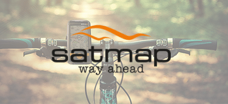 Handheld GPS device Satmap keyvisual_with-logo
