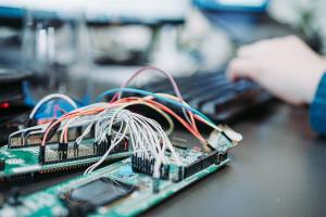 Embedded Software Remote Work - Hardware