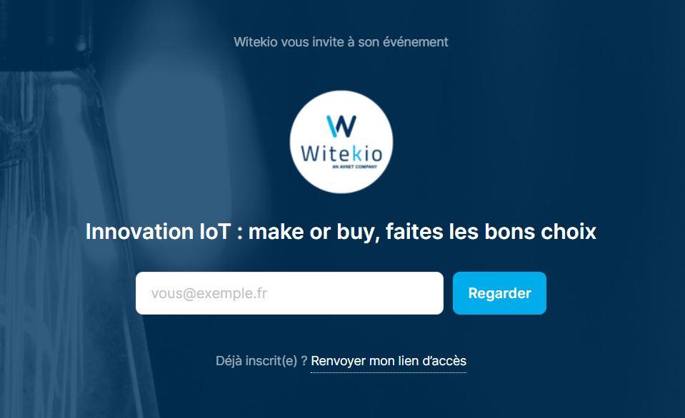 Make or Buy webinar FR - replay livestorm