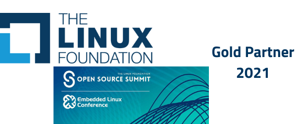 Linux foundation, Open source summit, embedded linux conference Witekio gold partner